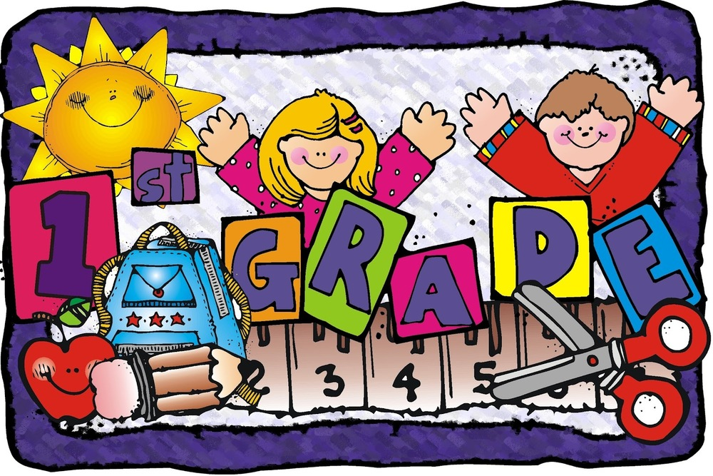 1st grade Newsletter - Week of October 7, 2019