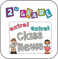 2nd Grade Newsletter - Week of March 3, 2021
