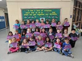 KES April Students of the Month - Citizenship