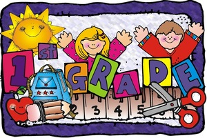 1st Grade Newsletter - Week of March 1, 2021